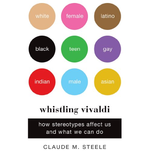 Whistling Vivaldi: How Stereotypes Affect Us and What We Can Do (Whistling Vivaldi Audio Book compare prices)
