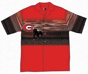 Georgia Bulldogs Camp Shirt by Chiliwear LLC