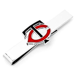MLB Minnesota Twins Tie Bar by Cufflinks