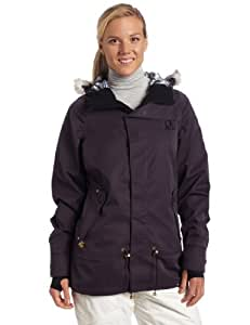 Oakley Women's Cinch Jacket, Purple Shade, X-Large