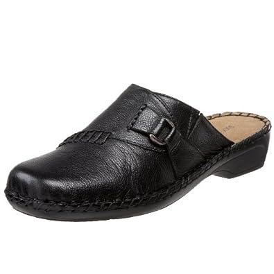 Amazon.com: Duck Head Women's Alevia Clog, Black, 6 M US: Shoes