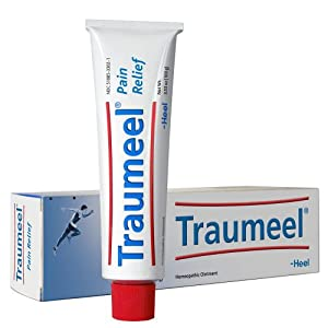 Traumeel Pain Relief Ointment, 3.53 Ounce