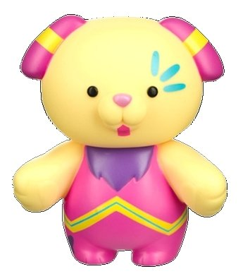 Amazing World Figures Shuku Dog (From the Creators of Webkinz) - 1