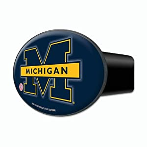 Rico Michigan Wolverines 3 In 1 Hitch Cover