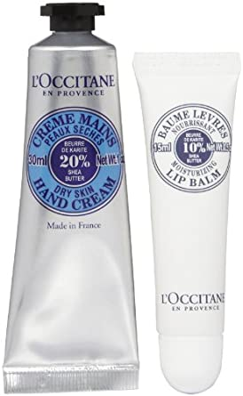 L'Occitane Hugs & Kisses Lip Balm, Shea Butter