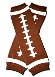 Precious Eggs Unisex-Baby American Football - NFL/NCAA Touch Down Leg Warmer Multi