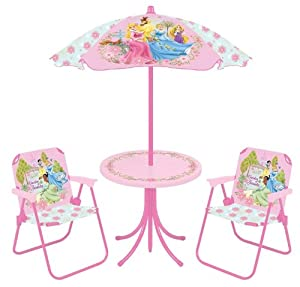 Disney Princess Patio Set