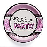 "SALE 7"" Bachelorette Party Plates SALE"