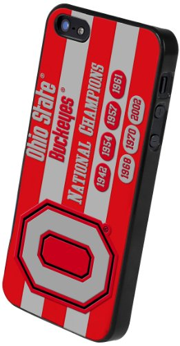 Great Price Forever Collectibles NCAA Ohio State Buckeyes Commemorative Hard Apple iPhone 5 / 5S Case