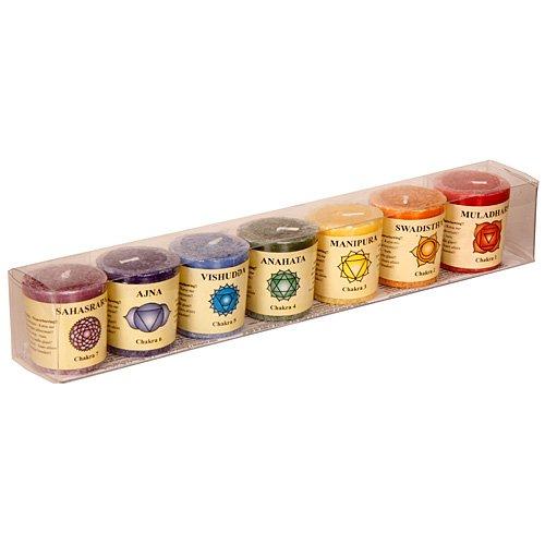lot-de-7-bougies-parfumees-chakra-en-stearine-bougies-de-rechange-bougeoirs-en-verre-non-inclus-100-