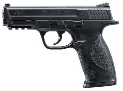 Smith & Wesson M&P BB Pistol Black Finish Semi-Auto CO2 Md: 2255050