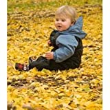 Hippychick Waterproofs All-In-One Blue/Black 2-3years