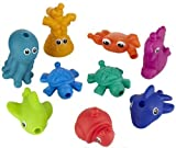 Sassy Snap and Squirt Sea Creatures by Sassy