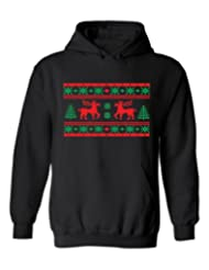Festive Threads Christmas Sweatshirt Assorted