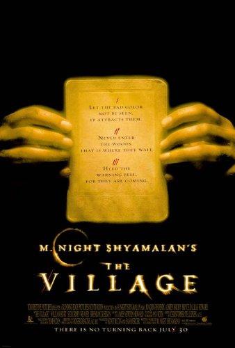 the-village-27x40-d-s-original-movie-poster-one-sheet-2004-m-night-shyamalan
