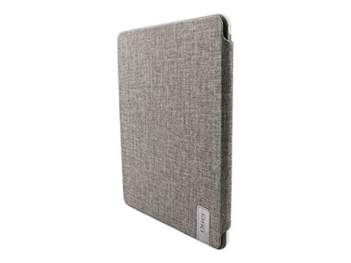 Otterbox SYMMETRY SERIES FOLIO Case for iPad Air 2 - Retail Packaging - GLACIER (WHITE/GREY) (Portrait Packaging Boxes compare prices)
