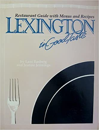 Lexington in Good Taste