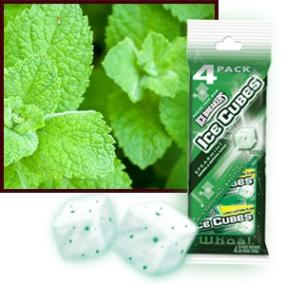 Ice Breakers Ice Cubes Sugar Free Spearmint Gum