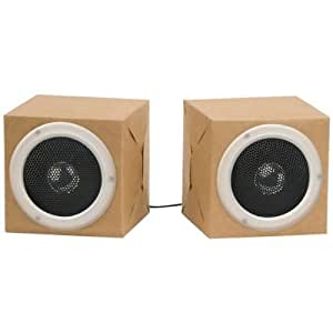 Fashionations FN-GD4540 Universal Eco Speakers (Discontinued by Manufacturer)