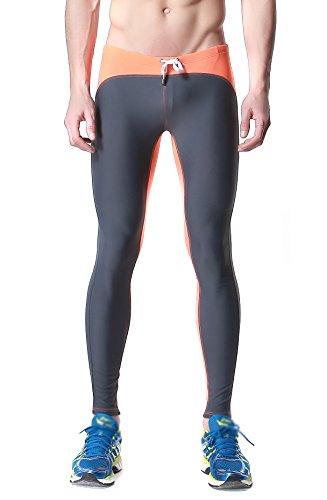 DESMIIT Men's Triathlon Tights Fitness Pants