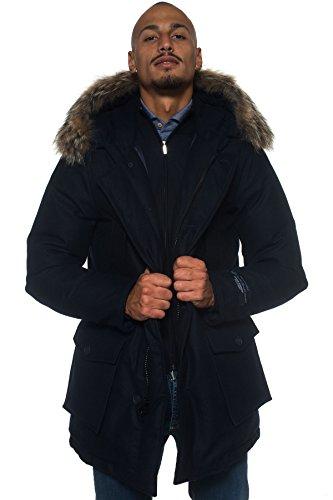 woolrich-inc-jacke-mit-kapuze-herren-blau-l