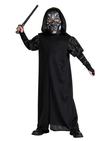 Rubies Costume Co Boys' Harry Potter Death Eater Costume
