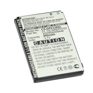 Akku für Doro PhoneEasy 345gsm / PhoneEasy 338gsm / HandlePlus 334gsm / HandlePlus 334gsm IUP / PhoneEasy 341gsm (800mAh, 3.6V - 3.7V) Lithium-Ionen Akku Batterie
