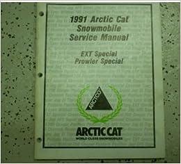 arctic cat shop manual free