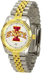 Iowa State Cyclones The Executive Mens Watch by SunTime