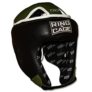 Grappling Headgear for Boxing, Muay Thai, MMA, Kickboxing