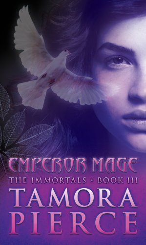Cover of Emperor Mage (The Immortals, Book 3)