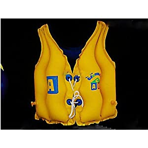 Swimming Supplies Swimming Vests Inflatable Kids Lifejacket