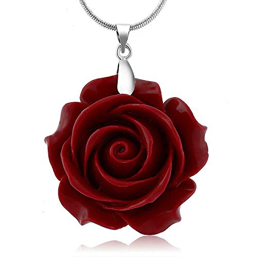 35mm-simulated-red-coral-carved-rose-flower-pendant-with-16-2-extender-chain