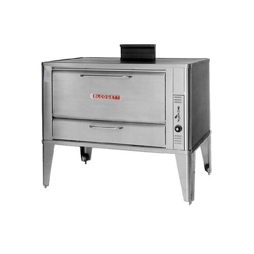 Blodgett 900 Series Gas Baking / Roasting Single Deck Oven, 16″ H
