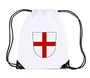 Cotton Island - Rucksack Budget Gymsac TSTEM0036 freiburg coat of arms
