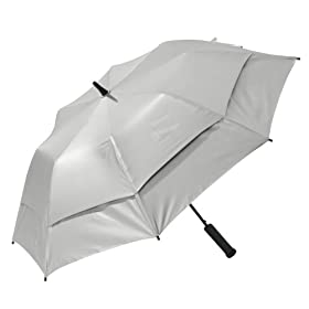 Coolibar UPF 50+ Titanium Golf Umbrella - Sun Protective