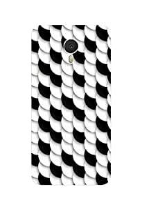 Link+ Back Cover For Meizu M3 Note