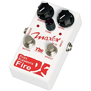Maxon Fuzz Element Fire FF10