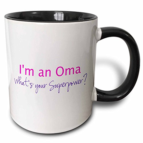 3drose-im-an-oma-whats-your-superpower-hot-pink-funny-gift-for-grandma-two-tone-black-mug-11oz-mug-1