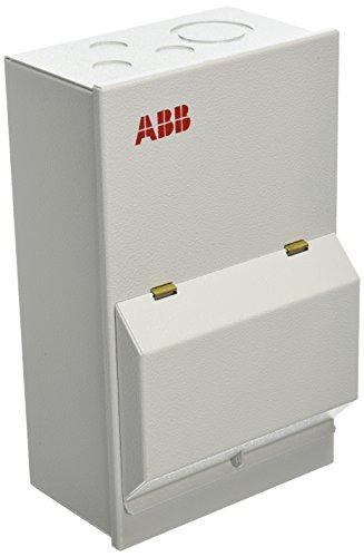 abb-1skb106142c4001-housemaster-steel-consumer-unit-4-way-100-a-isolator-incomer-256-mm-h-x-155-mm-w