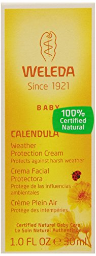 Weleda Baby Calendula Weather Protection Cream, 1 Fluid Ounce - 1