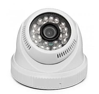 Secure-U IM-X238 Sony Chip 800TVL 1.3 MP IR Dome Camera