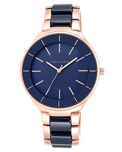 anne-klein-femme-montre-a-quartz-avec-cadran-bleu-affichage-analogique-et-bracelet-en-resine-bleu-ma