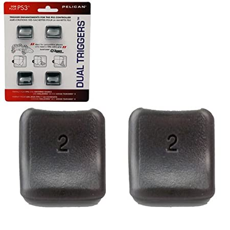 PS3 - Dual Pack Triggers - 4 Pack (PDP)