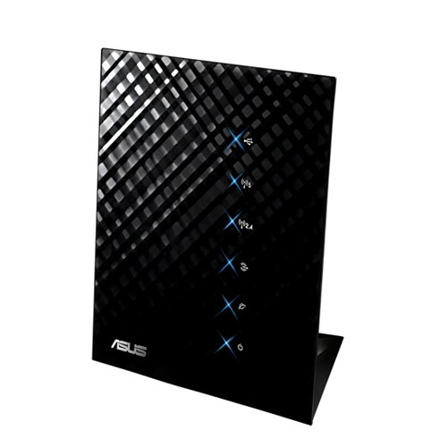ASUS Black Diamond Dual-Band Wireless-N 600 Router (RT-N56U)