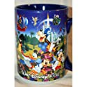 Walt Disney World & Characters Coffee Mug