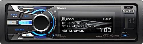 Sony Dsxs310Btx Bluetooth Digital Media Car Stereo Receiver With Pandora Control