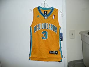 NBA Swingman Adidas Authentic Jersey Chris Paul New Orleans Hornets 3# Alternate... by adidas