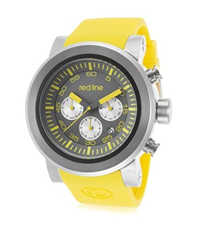 red line Men's 50050-014-YAS Torque Sport Yellow Silicone Watch