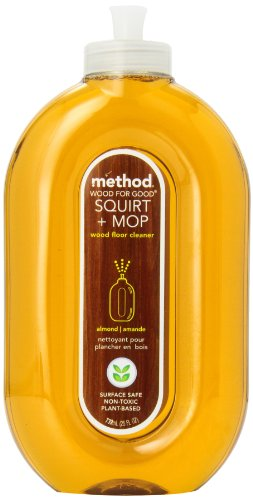 Method Home Care Products 25 Oz Wood For Good Floor Cleaner, Pack of 6